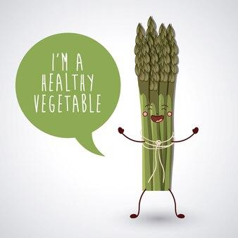 Concept d'aliments sains avec des produits biologiques