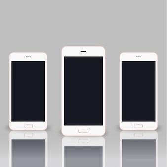 Concept de technologie icône appareil numérique