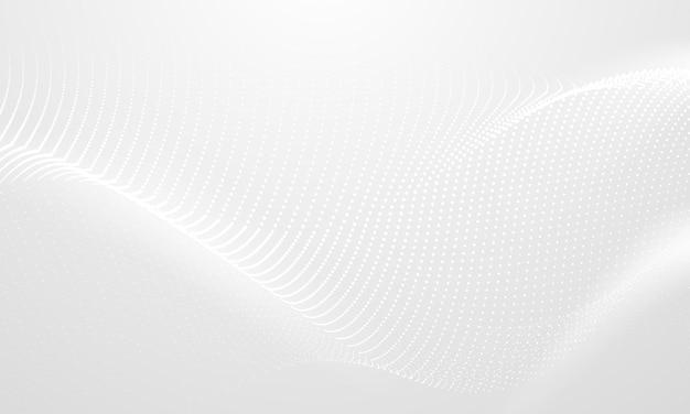 Concept de demi-teinte de style abstrait pour votre conception graphique