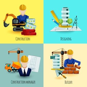 Concept de design d'architecte