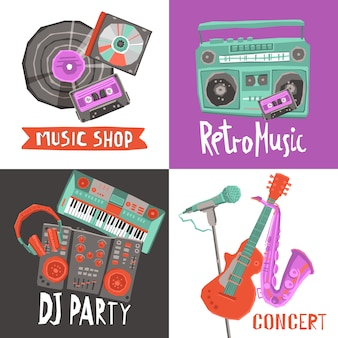 Concept de design musical