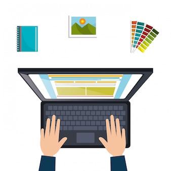 Concept de design web