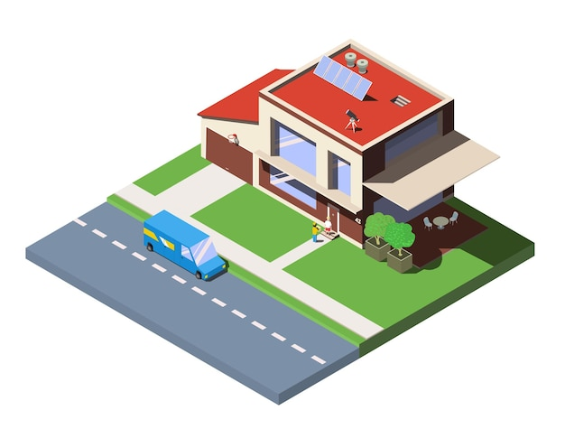 Concept du service de livraison
