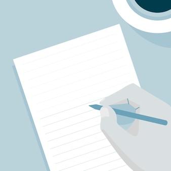 Concept d'écriture
