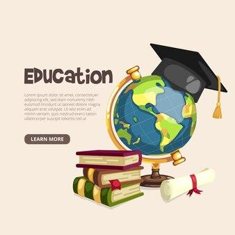 Concept d'éducation et d'apprentissage