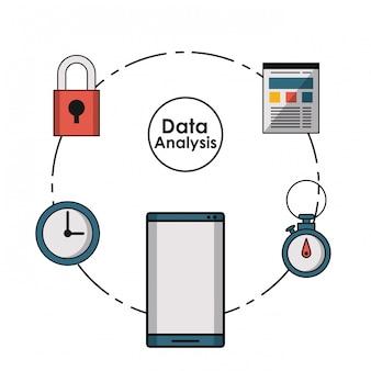 Concept d'éléments d'analyse de données