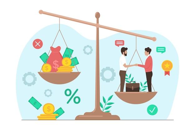 Concept d'éthique des affaires