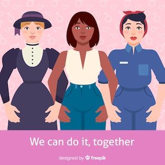 Concept de féminisme