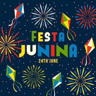Concept festa junina