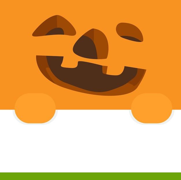 Concept de fête happy halloween