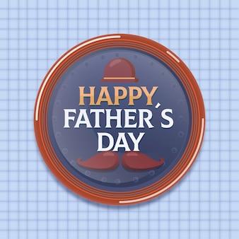 Concept de fête des pères