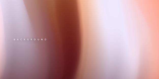 Concept de fond abstrait dégradé liquide orange pour votre conception graphique,
