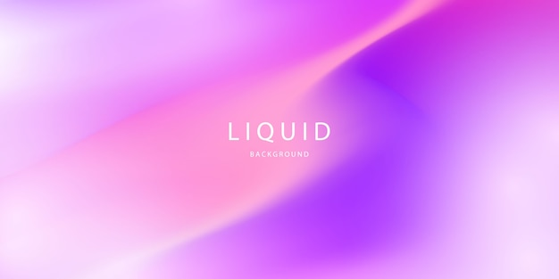 Concept de fond abstrait dégradé liquide pastel pour votre conception graphique,