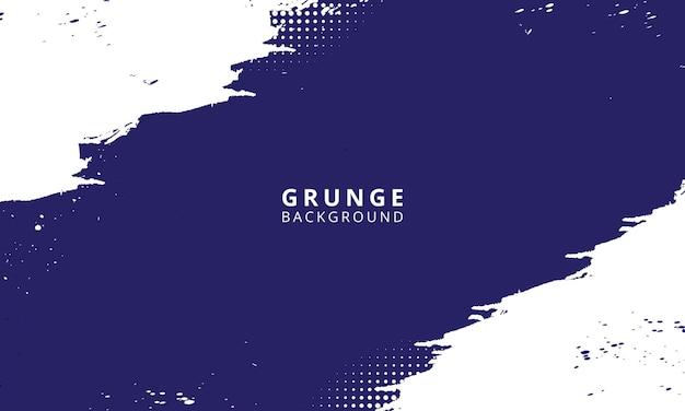 Concept de fond bleu grunge pour bannière et affiche de vente de papier peint