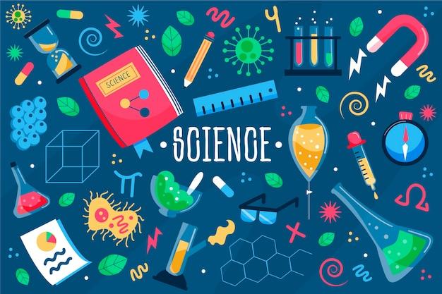Concept de fond de l'enseignement des sciences