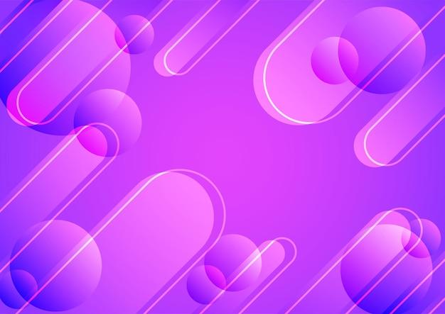 Concept de fond de forme géométrie dégradé abstrait, fond de forme dégradé abstrait
