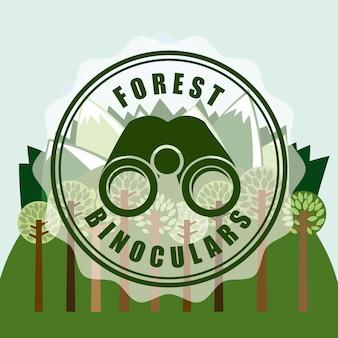 Concept de forêt
