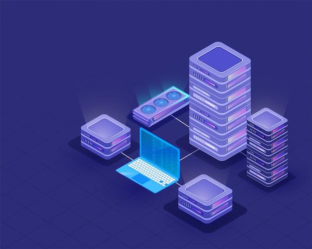 Concept de gestion de données.