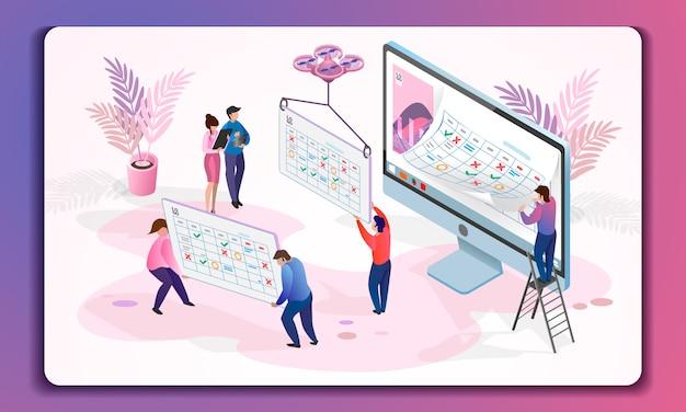 Le concept de gestion du temps en entreprise