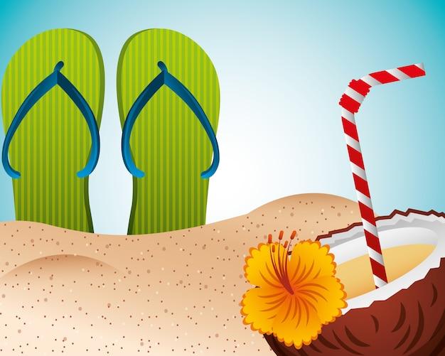 Concept de l'heure d'été
