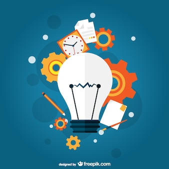 Concept idée créative