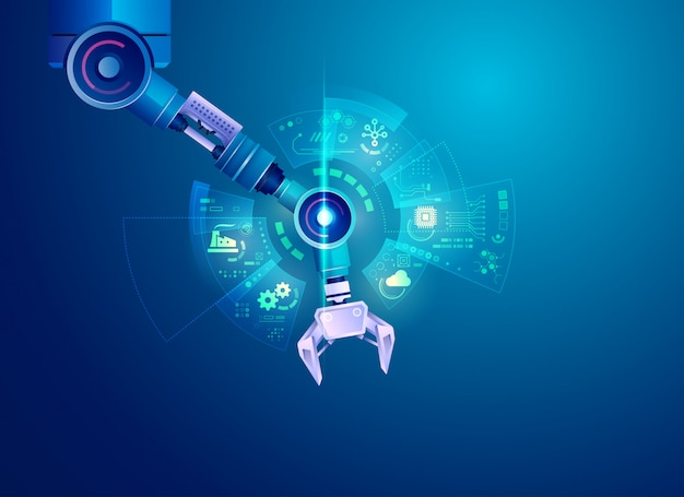 Concept de l'industrie 4.0
