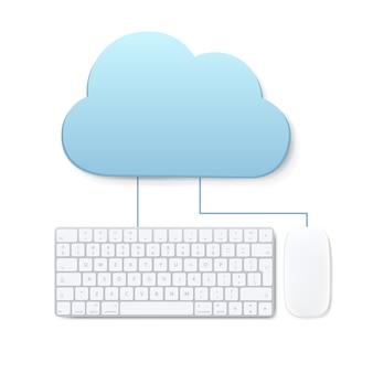 Concept informatique en nuage
