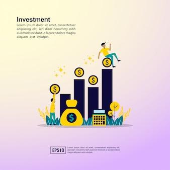 Concept d'investissement
