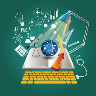 Concept isométrique d'apprentissage en ligne