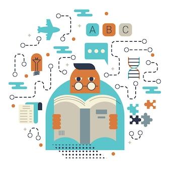 Concept de lecture