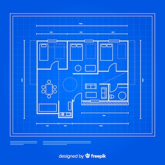 Concept de maison archéologique