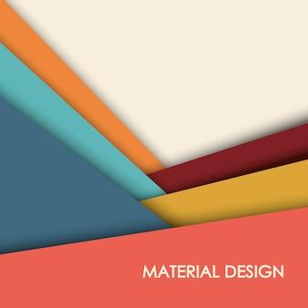 Concept de matériel avec la conception d'icône abstraite, illustration vectorielle illustration 10 eps.