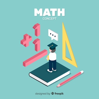 Concept mathématique isométrique
