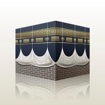 Concept de pèlerinage islamique réaliste