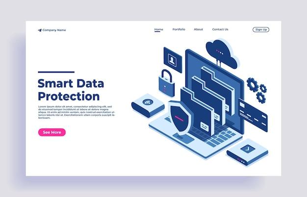Concept de protection des données et vérification des cartes de crédit et données d'accès au logiciel comme confidentielles