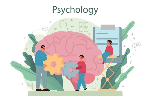 Concept de psychologie