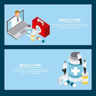 Concept de santé numérique