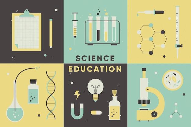 Concept de science de l'éducation