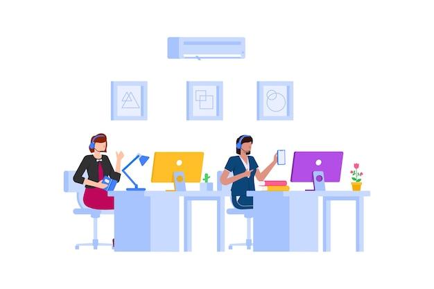 Concept de service client