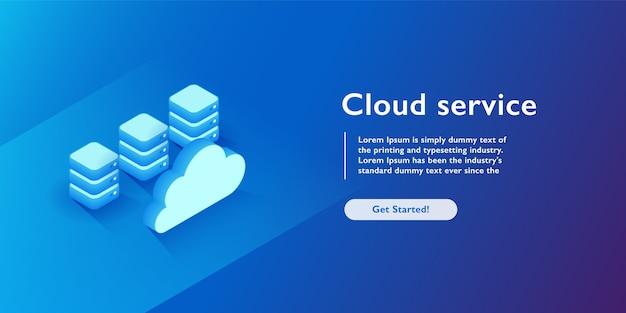 Concept de services cloud