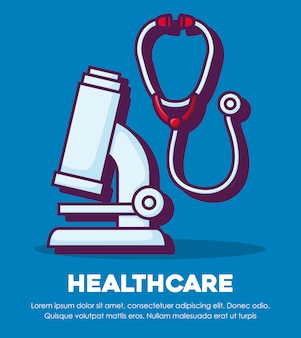 Concept de soins de santé