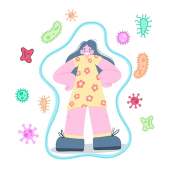 Concept de système immunitaire