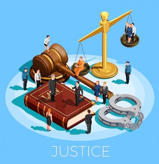 Concept de système de justice