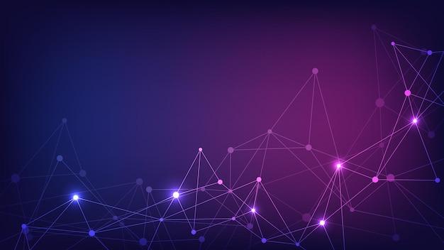 Concept de technologie numérique et de communication