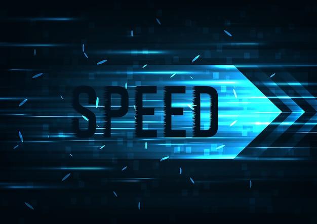 Concept de vitesse