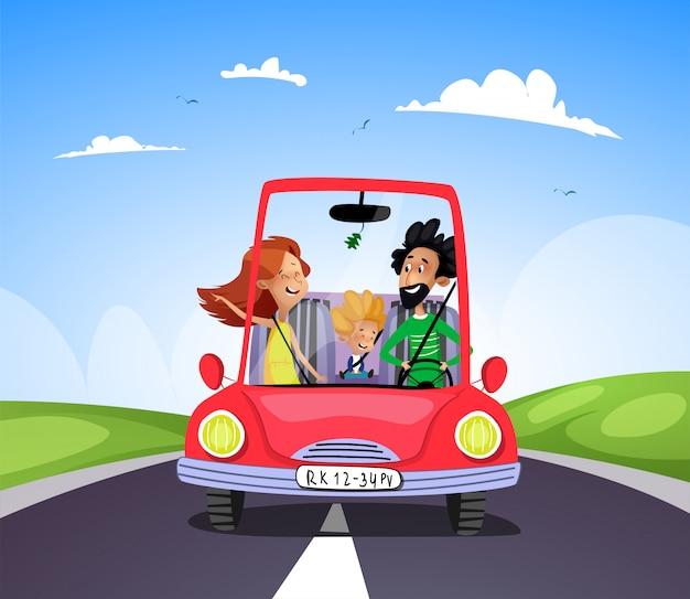 Concept de voyage et de voyage.