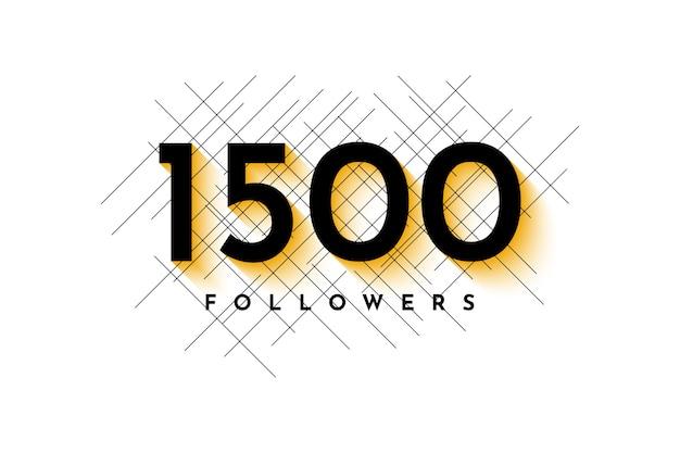 Conception de 1500 abonnés