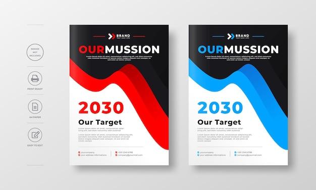 Conception d'affiches et de flyers d'affaires notre mission