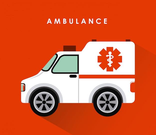 Conception de l'ambulance