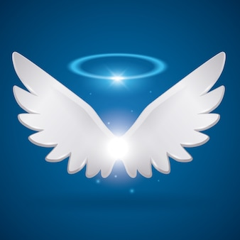 Conception de l'ange.